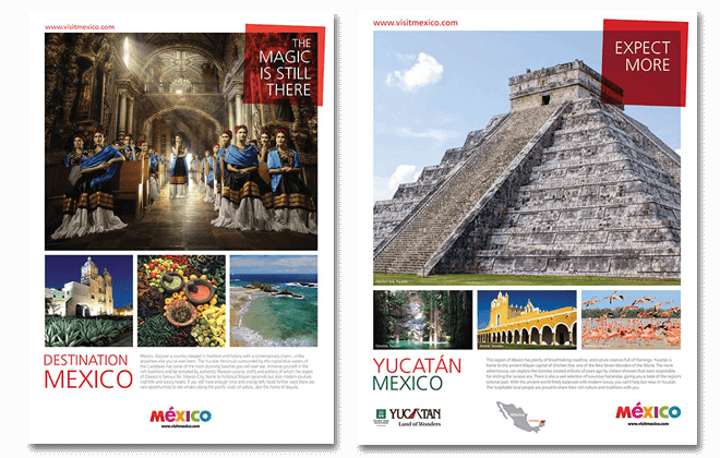 Media Planning - Mexico Tourism Board