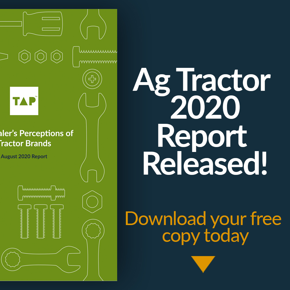 Ag Tractor Research Summary 2020 Report Released